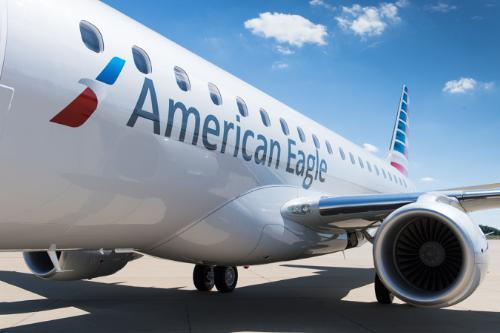 AMERICAN AIRLINES E-175
