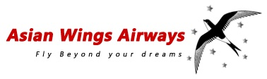 Asian Wings Airways logo