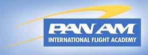 Pan Am Flight Academy logo