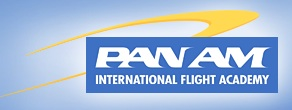 Pan Am Flight Academy logo