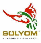 Solyom Hungarian logo