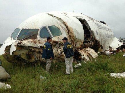 UPS A300-600F N155UP Crash Birmingham (NTSB)