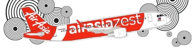 AirAsia Zest A320 logo