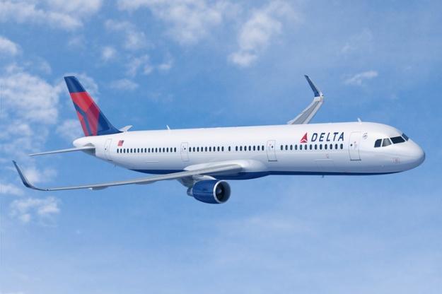 Delta A321-200 WL (07)(Flt-1)(Airbus)(LR)