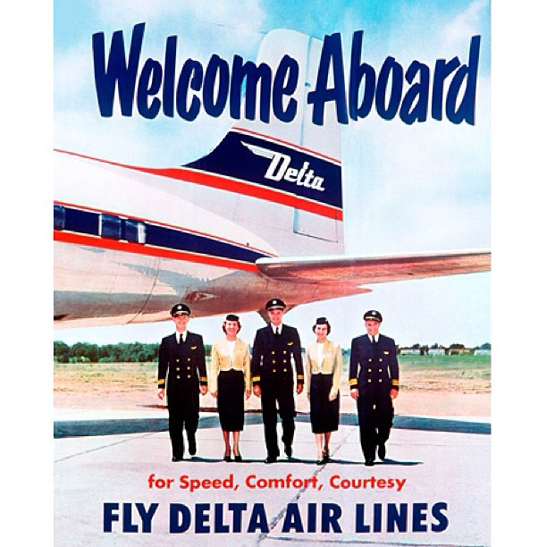 Delta Welcome Aboard (Delta)(LR)