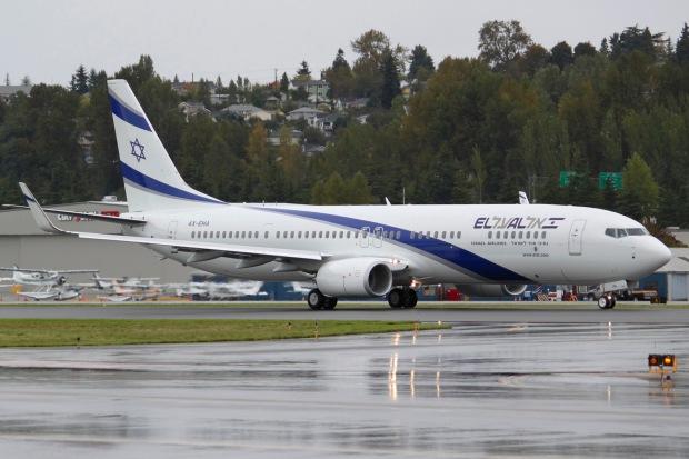 El Al 737-900ER 4X-EHA (99)(Grd) BFI (JGW)(46)