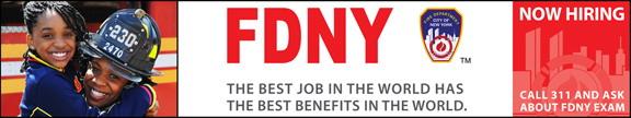 FDNY Banner Logo
