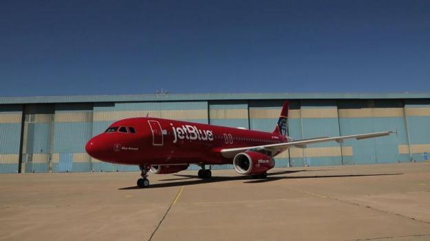 JETBLUE AIRWAYS BLUE BRAVEST