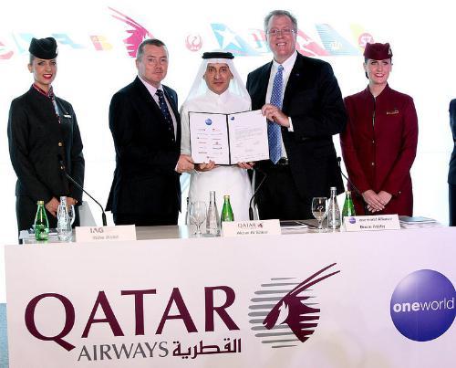 QATAR AIRWAYS ONEWORLD