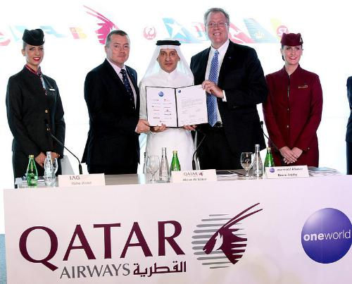 QATAR AIRWAYS ONEWORLD