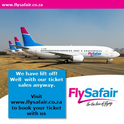 Safair Fleet (Safair)(LR)