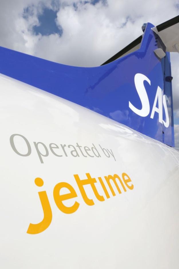 Scandinavian-SAS-Jettime ATR 72-600 OY-JZA (98)(Tail)(ATR)(LR)