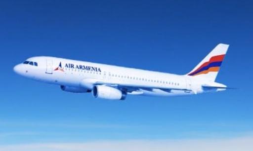 Air Armenia A320-200 (13)(Flt)(Air Armenia)(LR)