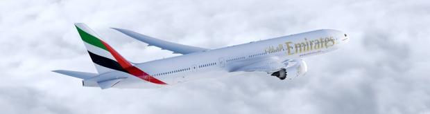 Emirates 777X (Boeing)(LR)