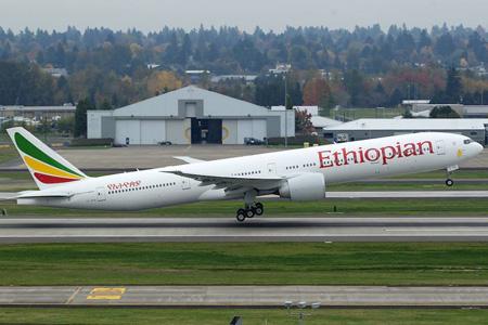 Ethiopian 777-300 ET-APX (03)(Tko)(Ethiopian)(LRW)