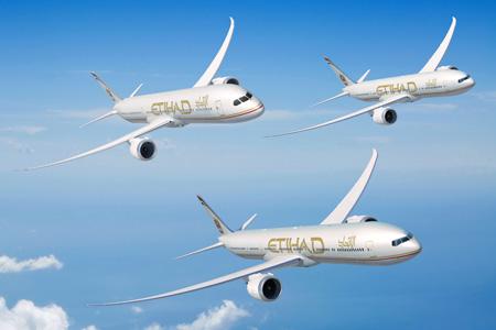 Etihad 777X and 787 (Boeing)(LRW)