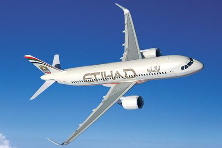 Etihad A320-200neo (03)(Flt)(Airbus)(LRW)