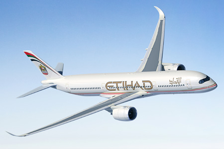Etihad A350-900 (03)(Flt)(Airbus)(LRW)