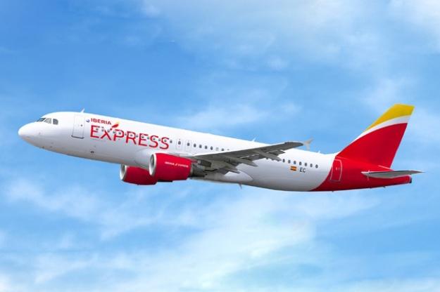 Iberia Express A320-200 (13)(Flt)(Iberia Express)(LR)