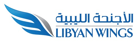 Libyan Wings logo