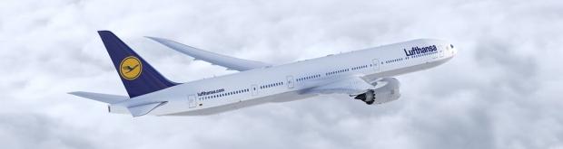 Lufthansa 777X (Boeing)(LR)