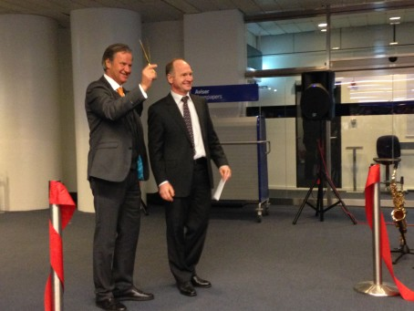 Norwegian CPH-FLL Ribbon Cutting Ceremony (Norwegian)(LR)