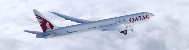 Qatar 777X (Boeing)(LR)