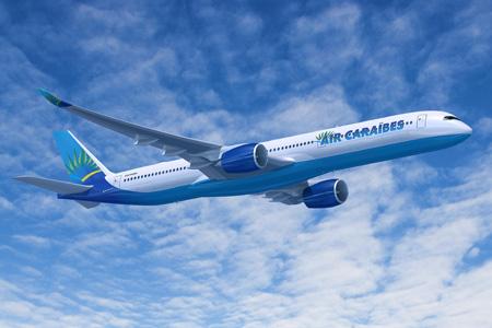 Air Caraibes A350-1000 (00)(Flt)(Airbus)(LRW)