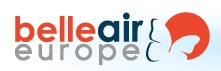 Belle Air Europe logo