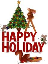 Christmas Happy Holiday