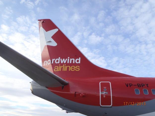 Nordwind 737-800 WL VP-BPY (08)(Tail) SNN (Nordwind)(LR)