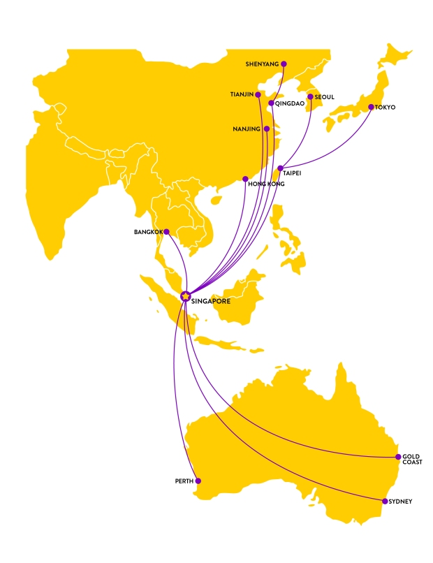 Scoot 12.2013 Route Map