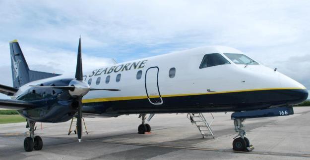 Seaborne SAAB 340B (Grd)(Seaborne)(LR)