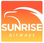 Sunrise Airways logo