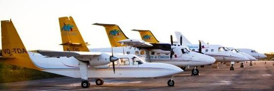 Air Turks & Caicos fleet