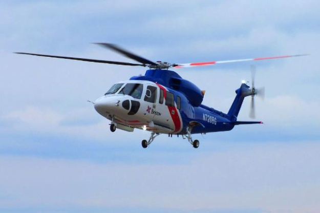 SIKORSKY AIRCRAFT CORP. S-76D(TM) HELICOPTER