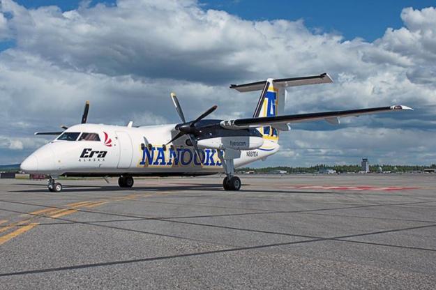 Era Alaska DHC-8-100 N887EA (13-Nanooks)(Era)LR)