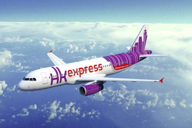 HK Express A320-200 (14)(Flt-1)(HK Express)(LR)