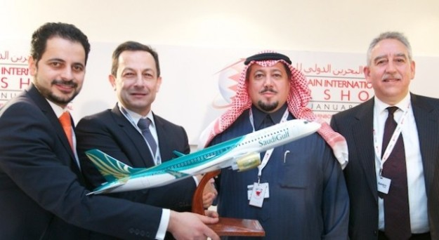 SaudiGulf Ceremony (Bombardier)(LR)