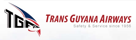 Trans Guyana Airways logo