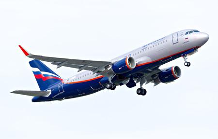 Aeroflot A320-200 WL F-WWIS (VQ-BRV)(03)(Tko) TLS (Airbus)(LRW)