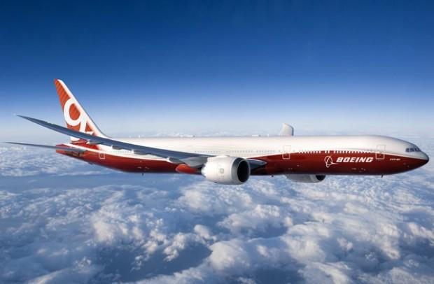 Boeing 777X (Boeing)(LR)
