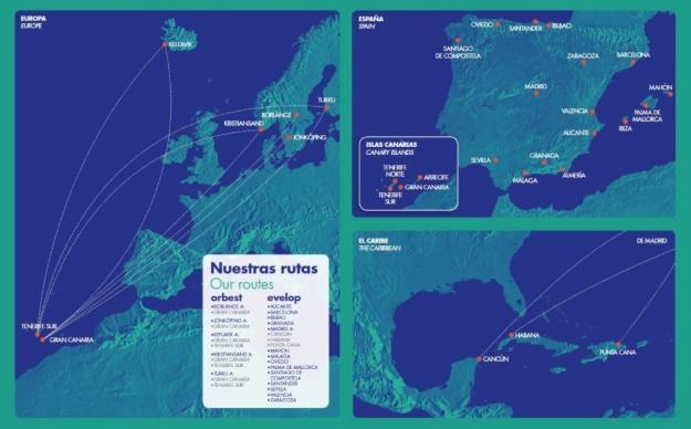 Envelop 2.2014 Route Map