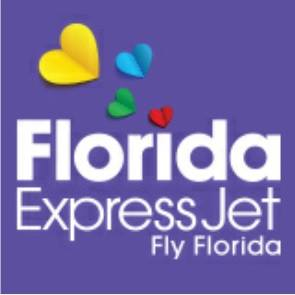 Florida Express Jet Fly Florida logo