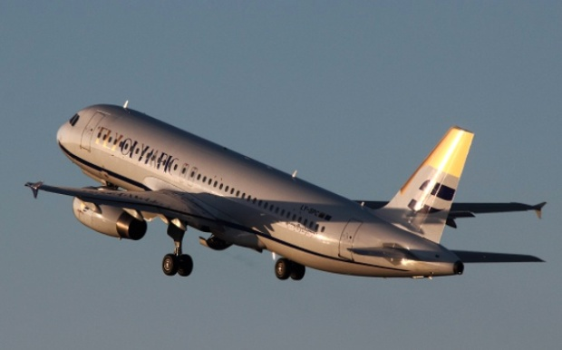 Fly Olympic (Sweden) (Small Planet) A320-200 LY-SPC (13)(Tko) ARN (Fly Olympic)(LR)