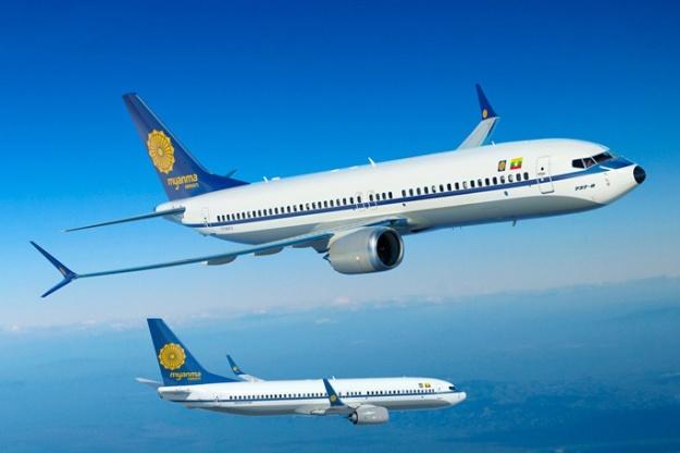 Myanma 737-800 WL (89)(Flt)(GECAS)(LR)