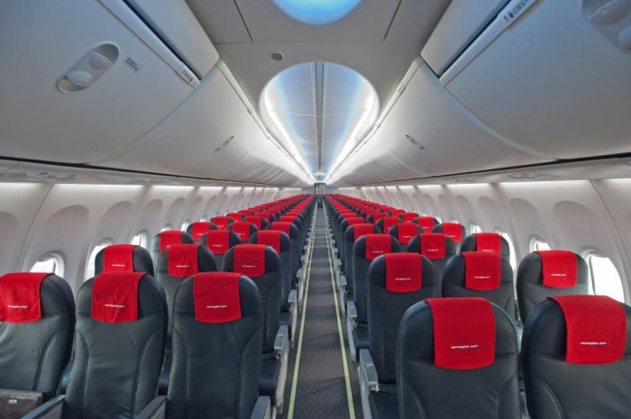 Boeing Delivers The 1,000th 737 Sky Interior