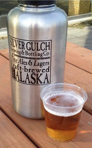 Silver Gulch Beer (Alaska)(LRW)