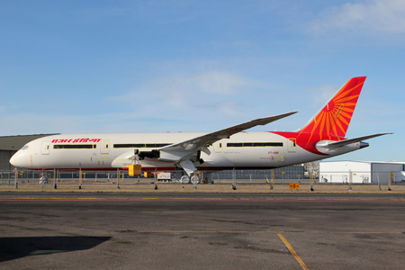 Air India 787-8 VT-ANB (07-2nd)(Grd) PAE (ND)(LRW)