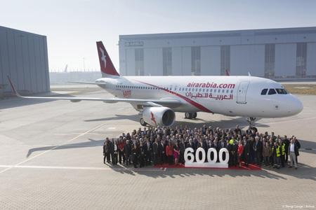 Airarabia.com A320-200 WL A6-ANW (04)(Grd) XFW (Airbus)(LRW)